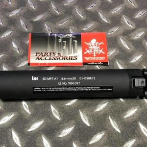 VFC UMAREX HK MP7A1 V2 GBB 快拆滅音管 VF9-SS-MP7-03