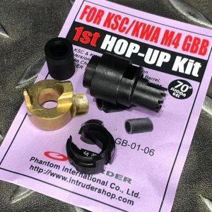 警星 GUARDER KSC KWA M4A1 GBB 鋼製 HOP-UP總成 GB-01-06