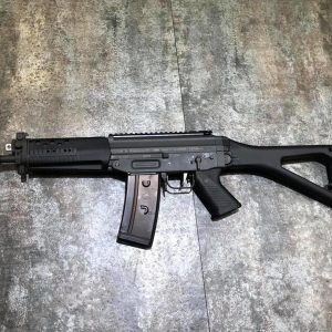 GHK SIG 553 GBB 刻字版 全金屬 瓦斯槍 GHK-553S