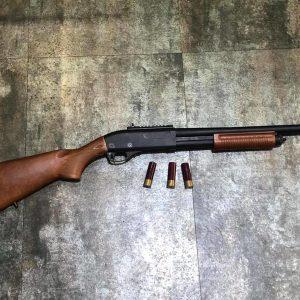 Golden Eagle M870 金鷹 實木瓦斯霰彈槍 海盜版 長版 GOL-M8870-RW