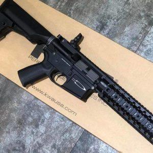 KWA KSC PTS CENTURION ARMS CM4 C4-10 ERG AEG 2.5 全金屬後座力電動槍