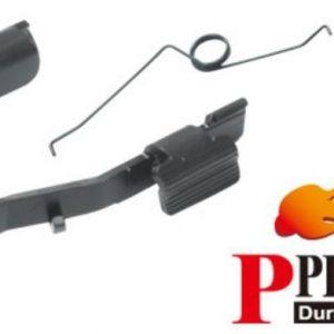警星 GUARDER MARUI 馬牌 M&P9 鋼製滑套卡榫 (黑色) M&P9-39(BK)