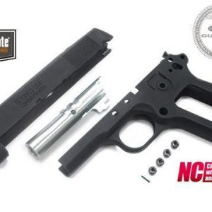 警星 GUARDER MARUI DETONICS.45 鋁合金套件 DETONICS-15C(BK)