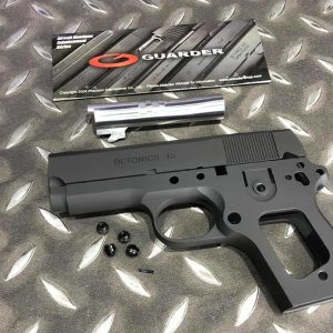 警星 GUARDER MARUI DETONICS.45 鋁合金套件 DETONICS-14C(BK)
