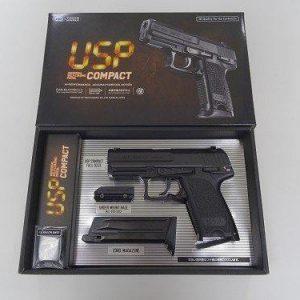 TOKYO MARUI  馬牌 USP COMPACT GBB 瓦斯手槍