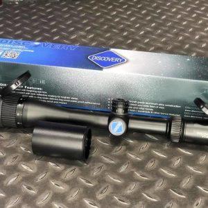 DISCOVERY 發現者 VT-R 6-24X42AOE 真品狙擊鏡 抗震 高清 防霧 DS-118