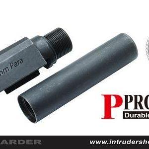 警星 GUARDER KJWORK P229 鋼製外管 P229-09(BK)