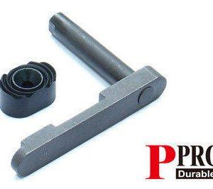 警星 GUARDER KSC M4 GBB 鋼製彈匣卡榫 AR-24