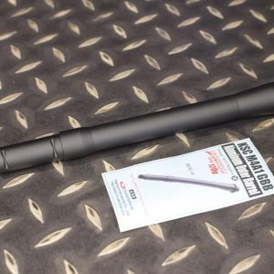 警星 GUARDER KSC M4A1 GBB 鋁合金外管 M16-14