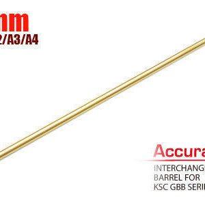 警星 GUARDER 6.02mm KSC M4 GBB 精密內管 (500mm) TN-24