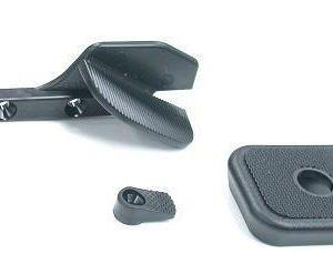 警星 拇指停靠板 彈匣釋放鈕 彈匣底板 黑色 WA-14(BK)