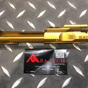 RA-TECH SAI 樣式 M4 CNC 鋼製槍機組 FOR GHK M4 GBB