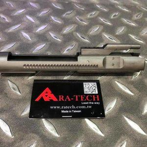 RA-TECH M4 CNC 鋼製槍機組 FOR GHK M4 GBB