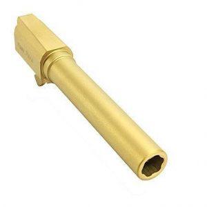 RA-TECH KSC/KWA P226 CNC 鋼外管 (鈦色)