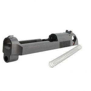 RA-TECH KSC/KWA M9 CNC 鋼製滑套 (無刻字)