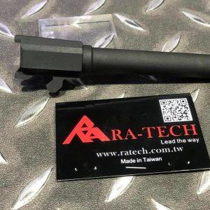 RA-TECH KWA/KSC P226 CNC 鋼外管