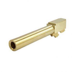 RA-TECH KSC/KWA G19 CNC 黃銅外管 槍口刻字版