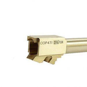 RA-TECH KSC/KWA G19 CNC 黃銅外管