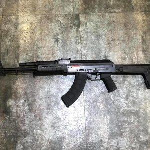 GHK AK74 鋼製 GBB AK MOE 外表件客製槍 折疊伸縮托 GHK-AK74-MOE1