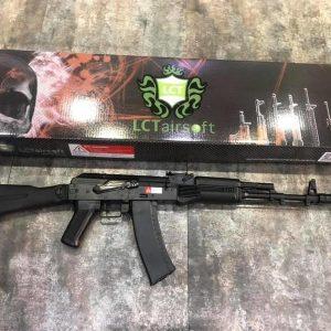 LCT 利成  LCK74MN AEG AK74MN 鋼製 電動槍