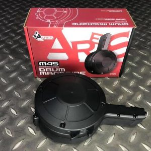 ARES M45 AEG 電動彈鼓 黑色