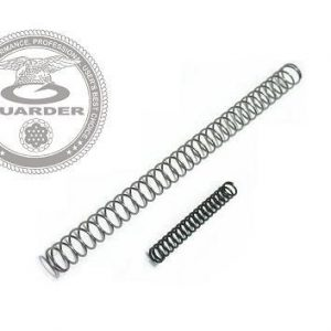 警星GUARDER MARUI HI-CAPA 5.1用_強力複進簧&擊鎚彈簧組(150%) CAPA-02