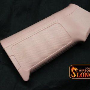SLONG 神龍 M4 M16 HK416 握把 電動槍 AEG 粉紅色 SL00401C 13610