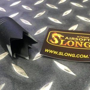 SLONG 神龍 黑寡婦 防火帽 鋁合金 攻擊頭 逆14牙 SL-00-43