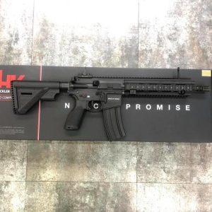 VFC UMAREX HK416A5 黑色 授權刻字 全金屬 電動槍 AEG