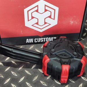 AW CUSTOM AW WE HI-CAPA系列 瓦斯 300發 多連 彈匣 彈鼓 WE系統 AW-DRMG02