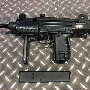 KWC UZI彩盒KCB07 CO2槍 大烏茲 烏茲衝鋒槍 可動式 衝鋒槍 0301009
