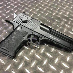 KWC KCB51 沙漠之鷹 金屬滑套 6mm CO2 手槍 黑色 0301038