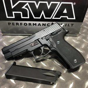 KSC KWA SIG P226 無刻字版 GBB 戰術魚骨 瓦斯手槍 SYSTEM7 黑色