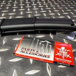 VFC UMAREX HK MP7A1 V2 GBB 瓦斯彈匣 VF9-MAG-MP7G45-BK01