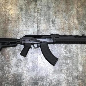 GHK AK105 GBB MOE 風格GMAG 客製化 瓦斯步槍 LCT M4折疊托桿