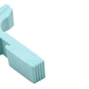 警星 GLOCK 標準型彈匣卡榫 彈匣釋放鈕 (蒂芬尼藍) MARUI 規格GLK-69(A)REB