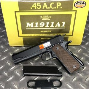 KSC/KWA 1911瓦斯手槍 .45手槍 M1911A1 全金屬 瓦斯手槍 SYSTEM7 黑色