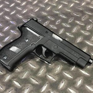 KJ KP01 P226 GBB 外牙版 逆14牙 全金屬 瓦斯槍 黑色 KJGSKP01TB