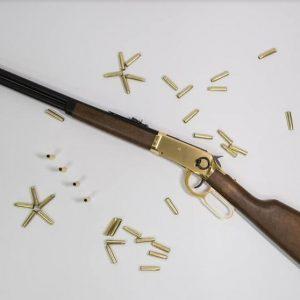UMAREX M1894 SAA 馬槍 拋殼式 全金屬 CO2 金色