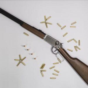 UMAREX M1894 SAA 馬槍 拋殼式 全金屬 CO2 銀色