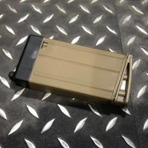 謎版 VFC SCAR-H MK17 GBB 專用瓦斯彈夾 沙色 VFCA-MK17-DE