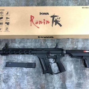 KSC/KWA RM4 Ronin TK.45 ERG 後座力系統 全金屬 電動槍