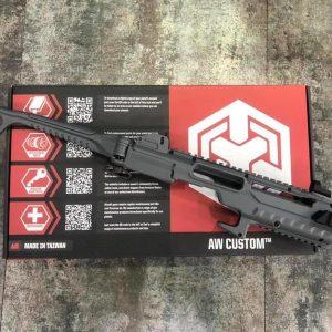 AW CUSTOM WE 系統 TCC GLOCK 灰色 衝鋒套件  G17/G18/G19/G34 K03001