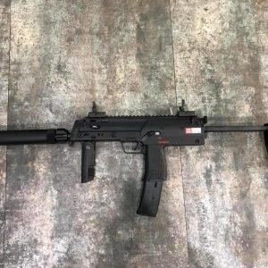 VFC UMAREX HK MP7A1 AEG 授權刻字 電動槍 專用滅音管特仕版