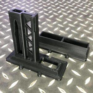 3D列印 AR15 槍架彈匣架組 亦可拆售 黑色