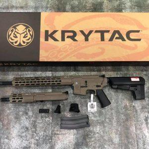 KRYTAC MK2 SPR PDW 套件組 沙色-KTAEG-TR2SPR-FDE02-B1