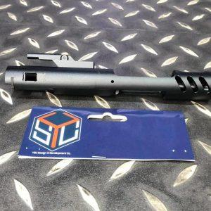 YSC for WE M4/HK416/T91 GBB 7075 航太鋁槍機 黑色 YSC-WE-BK