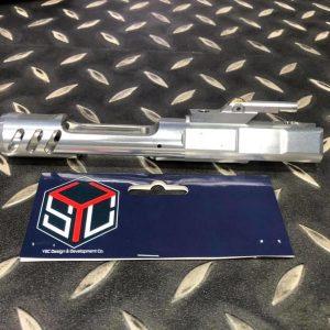 YSC for WE M4/HK416/T91 GBB 7075 航太鋁槍機 銀色 YSC-WE-SL