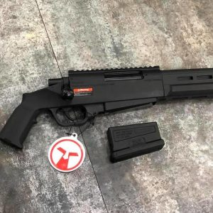 ARES AMOEBA AS03-BK CQB 短版衝鋒 手拉空氣槍 黑色 AS03-BK