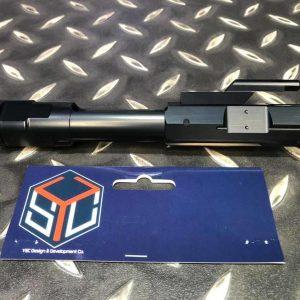 YSC KSC KWA M4 GBB專用 競技型鋁合金槍機 黑色 YSC-KWAM4-BK